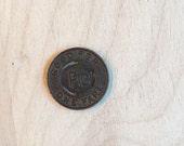 Philadelphia transit token
