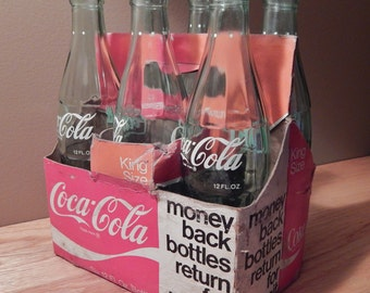 Vintage Coca-Cola Six Pack