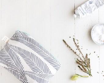 Anything Bag - Eucalyptus Putty/White