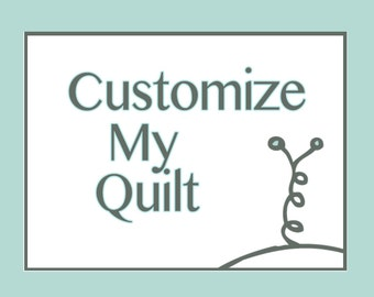 Customize a Quilt - Switch Squares Between Quilts