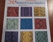 Book - 50 Fabulous Knitted Lace Stitches