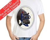 40% OFF TODAY! Hippopotamus Diving Mask Africa Animal Diving Sea Black T-Shirt T Shirt Tee Shirt Running Print-1007