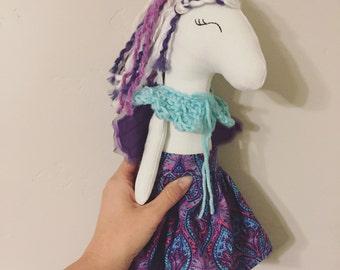 Violet the Pegasus