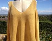 BEGINNERS Machine Knitting Pattern No 5 ~ BEKESBOURNE Top from the House of Lavene Design Studio