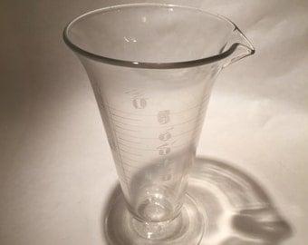 Apothecary Beaker - Vintage Barware