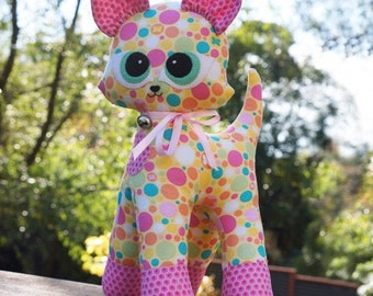 Kiki The Kitten Sewing Project By Melly And Me