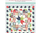 Summerville Quilt Pattern designed by Camille Roskelley of Thimble Blossoms