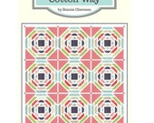 Playful Quilt Pattern designed by Bonnie Olaveson of Cotton Way