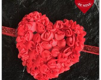 Valentine Heart Headband