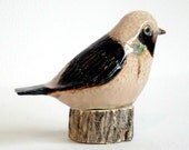 SALE - pottery bird