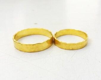 Wedding rings gold 750