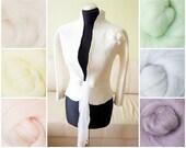 Bridal bolero Cashmere feeling - a Royal sense in colors