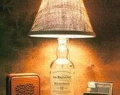 Balvenie Distilled Bottle Lamp Whiskey 12 Year Free US Shipping