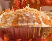 Pumpkin Spice Bread Candle