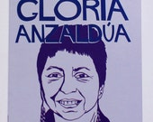 Gloria Anzaldúa, from the series The Life and Times of Butch Dykes