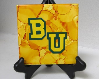 Support Your Team Tile ~ BU