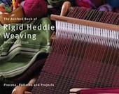 Ashford Book of Rigid Heddle Weaving Revised