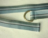 S A L E Vintage Cotton Belt - Belt can fit for Size S and M and L
