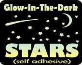 Glow in the Dark Stars, Removable Glow Stars, Glow in Dark Stars for Bedroom Ceiling, Star Stickers, Star Decals, Glow Stickers, 383 STARS!