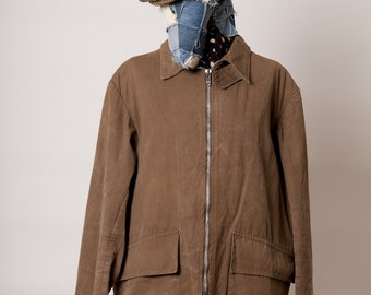 1960'S FRENCH HUNTING JACKET