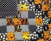 A Haunting Halloween Quilt
