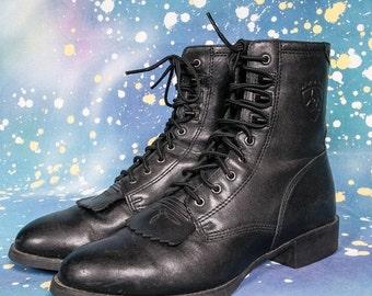 30% OFF ARIAT Lacer Boots Men's Size 8 D
