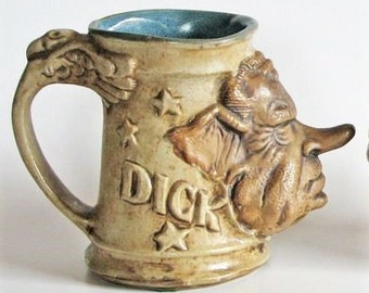 RUMPH Richard Nixon Mug- Mint- Republican Elephant