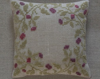 The Darling Buds - Cross Stitch Pattern - Instant Download PDF Booklet
