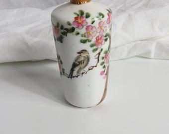 Antique Miniature Hand Painted Imperial Nippon Vase