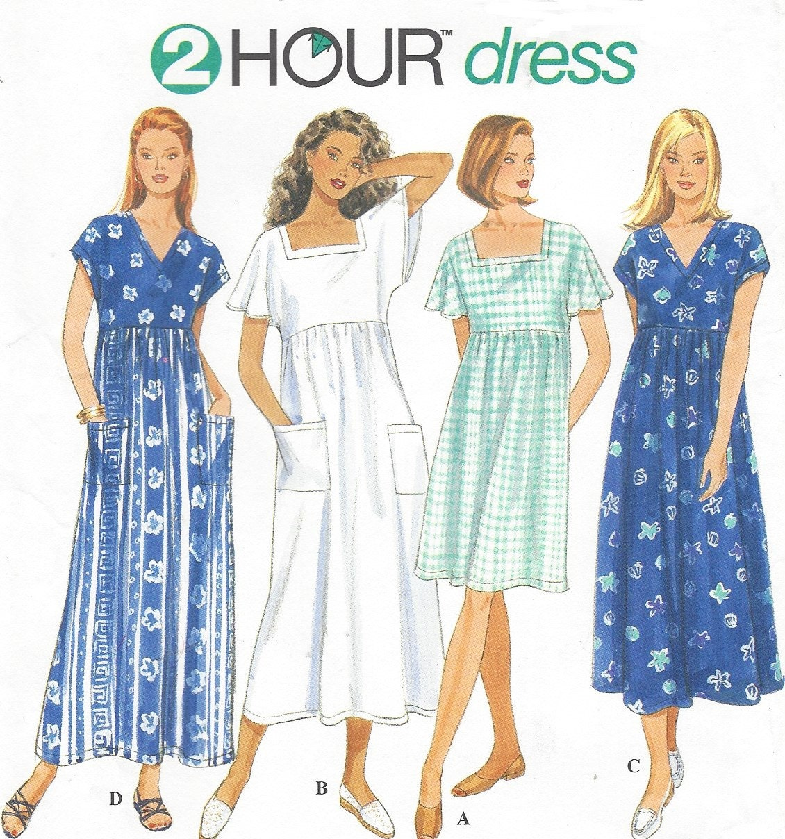 Simple Dress Designs For Sewing