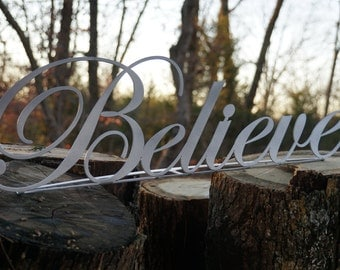Believe Word Stand