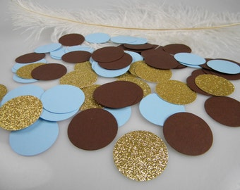 Gold glitter party Etsy