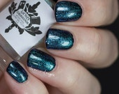 """Invisible from """"The Hallows"""" Nail Polish Collection 15ml 5-Free"""