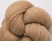 Butterscotch Recycled Lace Weight Cashmere Yarn, CSH00062
