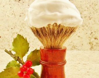 Badger Brush for your Wet Shaver a brush of a lifetime