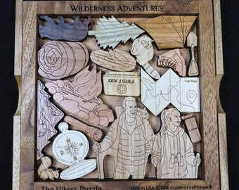Wilderness Adventures – The Hikers Puzzle