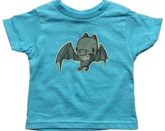 bat toddler shirt, bat t-shirt, bat kid's t-shirt, cute kid's shirt, kids gift, cute bat, bat shirt,