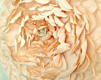 "Giant Crepe Paper Flower Wall - 30"" - Home Decor - Wedding Decor - Nursery Decor - Party Decor - Event Decor -"