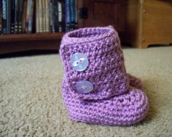Baby Uggs Type Boots