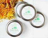 Baby Balm - Herbal Salve - Healing - Organic - Diaper Rash - Diaper Cream - Calendula - Chamomile - Helichrysum