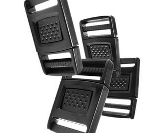 Press Release Plastic Buckles Clips For Webbing - 20mm 25mm