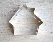 Gingerbread / Doghouse / Haunted House Cookie Cutter Baking Supplies / Holiday Crafts