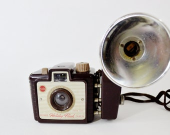 Kodak Vintage  Holiday Camera with Flash