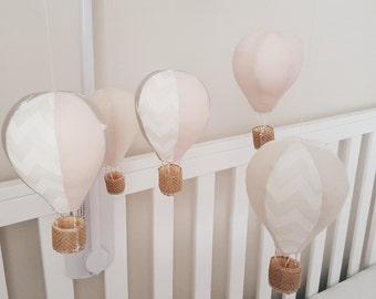 Hot Air Balloon Decoration / mobile / photo prop
