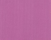 Tucker Prairie Tiny Crosses in Aster Purple, One Canoe Two, Moda Fabrics, 100% Cotton Fabric, 36006 18