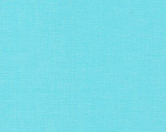 SKY Cirrus Solid, Chambray Weight, Crossweave, Yarn Dyed Solid Fabric, 100% GOTS-Certified Organic Cotton, Cloud9 Fabrics, 913