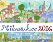Milwaukee 2016 Calendar