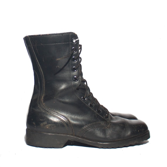 8.5 R Men's 1977 Combat Boots Standard Issue Military