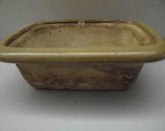 Bonsai Pot // Taupe // Rectangle