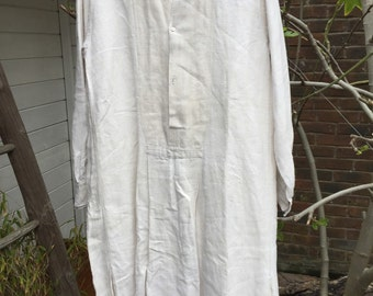 Another Fabulous Pristine antique Linen French shirt